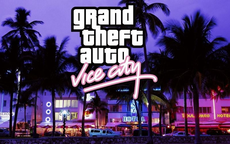GTA vice City is a Game That You Must Play