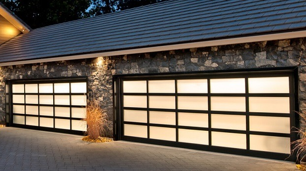 Can you get a good return on investment with garage doors?