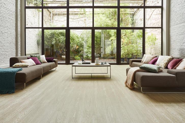 Luxury vinyl plank flooring and their characteristics